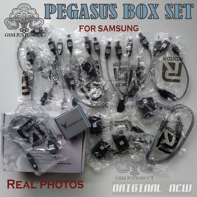 2018 original new Pegasus Box for Samsung mobiles flashing and unlocking