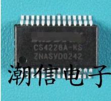 new%100 CS4228A-KS SSOP-28 цена 2017