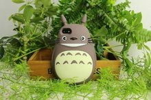 Studio Ghibli My Neighbor Totoro – Silicon Soft Case For iPhone 6 6s 5 5S SE 7 7plus