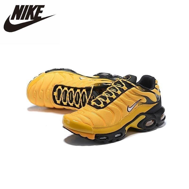 Nikeo Air Max Plus TN hommes chaussures de course anti-dérapant respirant sport baskets # AV7940