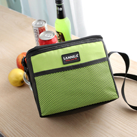 Thicken Folding Fresh Keeping Cooler Bag Lunch Bag For Steak Insulation Thermal Bag Insulation Ice Pack