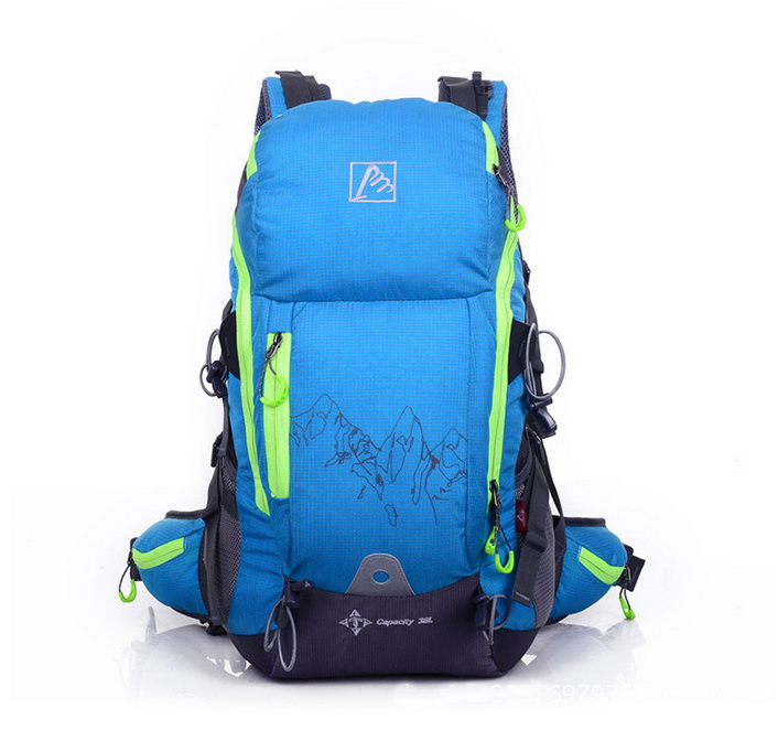 ФОТО New Outdoor Sports Bags Waterproof Laceration Resistant Tactical Bags Camping Climbing Travel Adventure Hiking Hunting Backpack