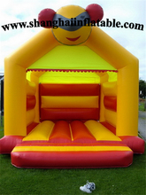inflatable new minion combo bouncer good Inflatable castle /Kids inflatable bounce ,jumping trampoline on sale