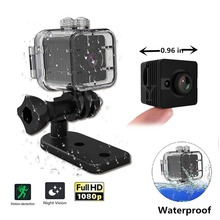 Camsoy Mini Waterproof Night Vision Camera Security Infrared Surveillance Micro Video HD 1080P Camcorder Cam Motion Detection mini camera portable security camera motion detection video surveillance camcorder ir night vision loop recording