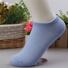 10pcs=5pairs/lot Women Cotton Socks Summer Autumn Cute Candy Color Boat Socks Ankle Socks Women's Thin Sock Slippers Girls Meias