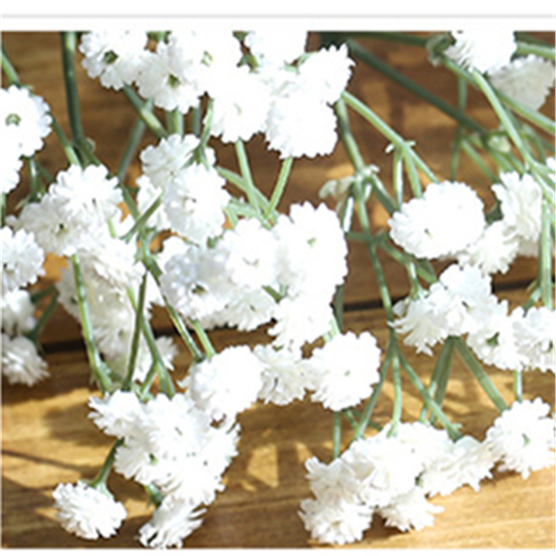 Baby's Breath Artificial Flower Fake Flower Bouquet 135 Heads For Wedding Home Table Decoration