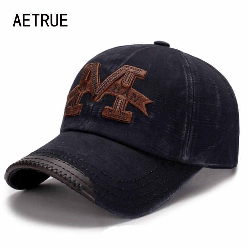 AETRUE ファッションブランド野球キャップ男性女性キャスケットヒップホップ骨お父さん男性 Gorras 男性野球帽子キャップ