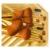 21 Unids/set Lujo Oro Pinceles de Maquillaje sistema de Cepillo Cosmético profesional Del Maquillaje de Pelo Natural Maquillaje Herramientas Kits