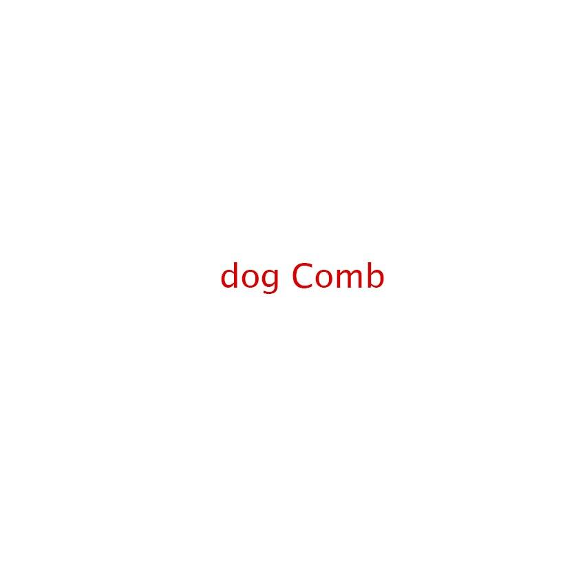 dog comb brush