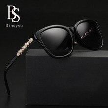 Polarized Sunglasses Women Glasses Fashion Inlay Artificial pearl Goggles de sol feminino Driving Sun Glasses oculos de sol