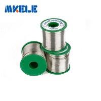 Lead Free Solder Wire Tin 2.3mm 450g 99.3SN Rosin Core Roll Flux Reel Melt Soldering Arame de solda