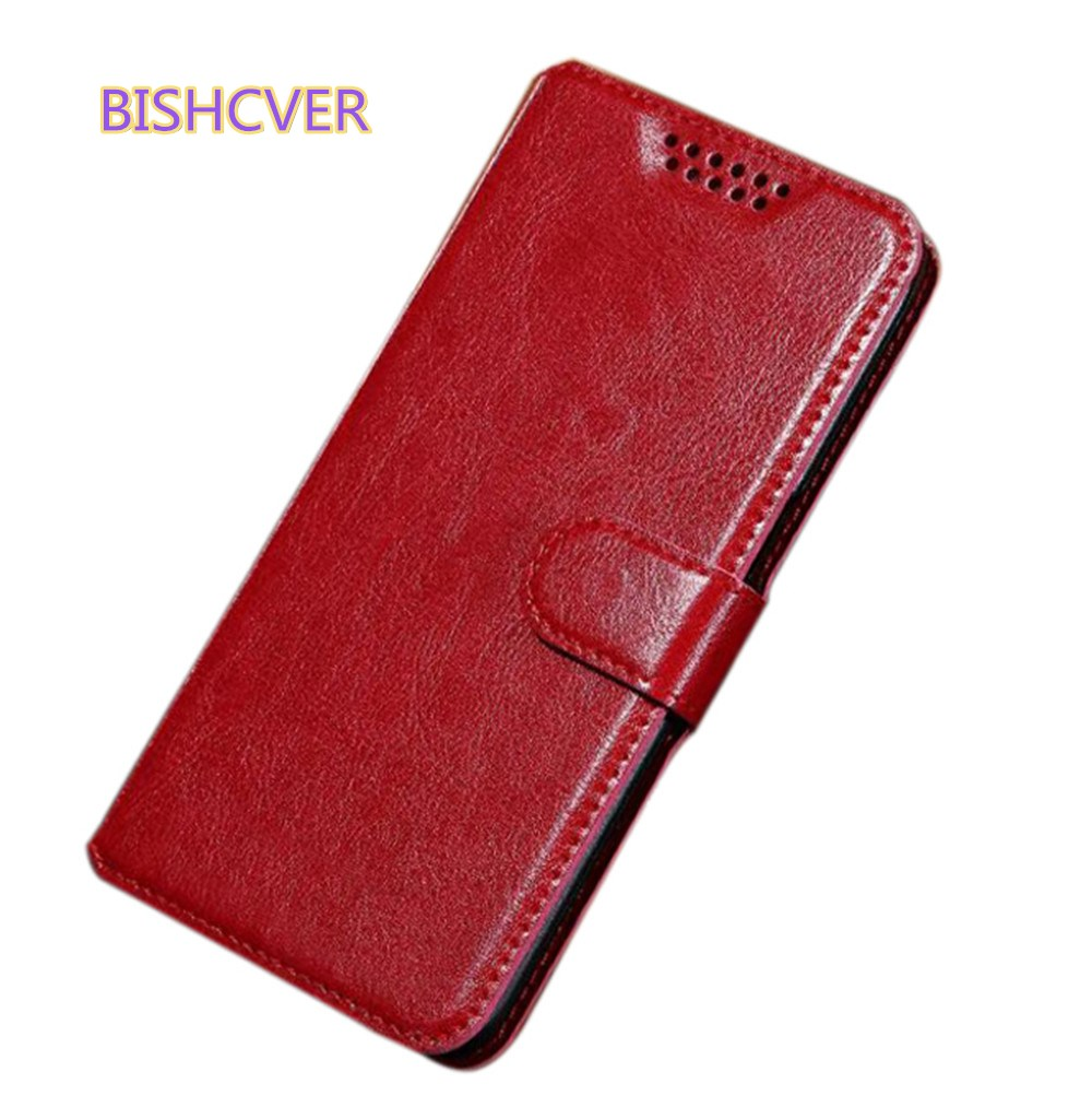 Phone Pouch Cellphones & Telecommunications Universal Belt Clip Phone Pouch Leather Case For Irbis Sp571 Sp552 Sp517 Sp514 Sp401 Sp453 Sp511 Sp551 Sp550 Cover Card Slot