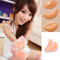 Wholesale Jelly Silicone Inserts Chest Pad Bra Thickening Gather Breast Mention Chest Increased Thickening