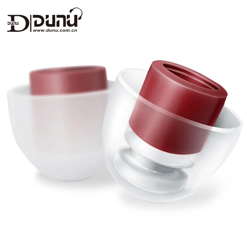 DUNU SpinFit CP100 CP800 CP220 CP230 CP240 In-ear Earphones Eartip Patented Silicone Eartips 1 Pair( 2pcs ) For DK3001 TITAN 5