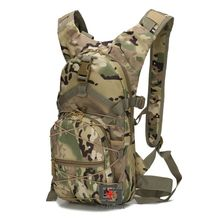 Unisex 800D Nylon Camping Hiking Travel Rucksack Outdoor Sport Trekking Climbing Shoulder Bags Military Tactical Army Backpack цена 2017