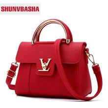 2017 Hot Flap V Women's Luxury Leather Clutch Bag Ladies Handbags Brand Women Messenger Bags Sac A Main Femme Famous Tote Bag