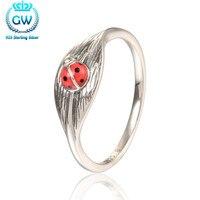 Бижутерии femme древний стиль животных твердые серебряные кольца для женщин партии 2016 новый бренд gw изысканные кольца ювелирные изделия ripy086