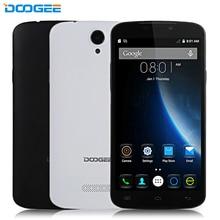 "Original doogee x6 pro mtk6735 teléfonos móviles quad core 2 gb ram 16 gb rom android 5.1 os 5.5 ""pulgadas de Pantalla 5.0 MP Cámara Smartphone"