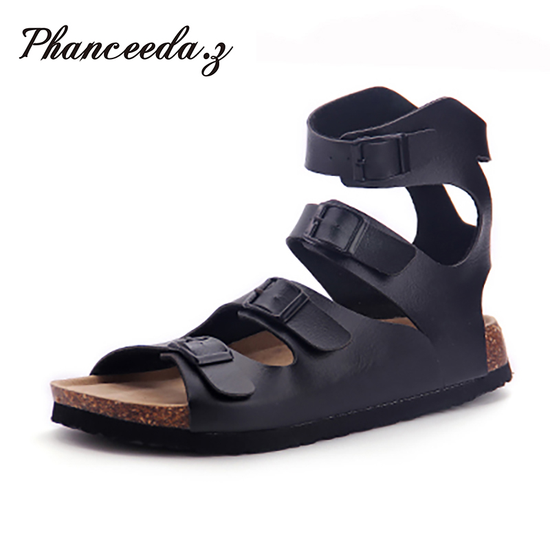 Plus Size 4-11 Summer Shoes Womens Orthotic Sandals 2018 Cork Sandal Good Quality Gizeh Thong Casual Slippers Classics Flip Flop