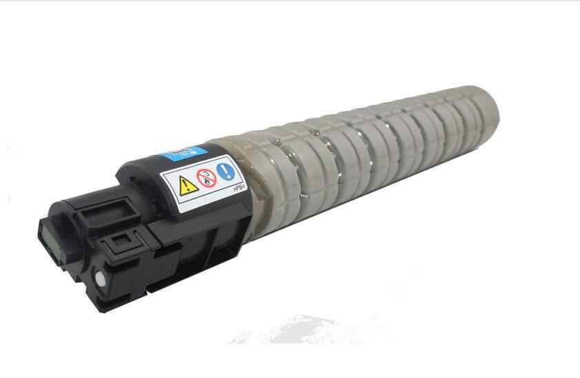 Fotocopiadora a Color kit de tóner Compatible MPC2500 cartucho de tóner para ricoh AFICIO MP C2000 MP C2500 MP C3000 cartucho de tóner de la impresora kcmy 4 piezas