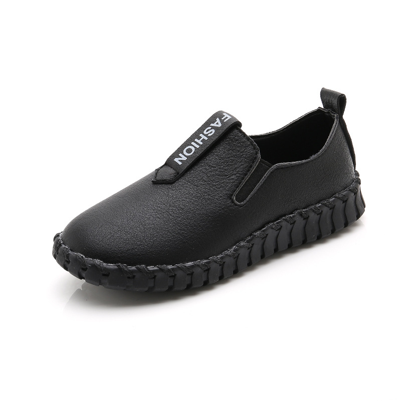 Toddler Boys Loafers Kids Leather Shoes Children Footwear Boy School Shoes Casual Fashion Kids Barefoot Shoes Boy Child Shoe