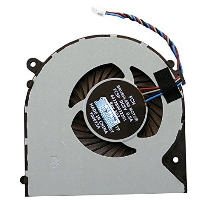 SSEA Wholesale New CPU Fan for Toshiba Satellite L950 L950D L955 S950 S950D S955 S955D KSB0705HA(-CF18) 6033B0032201