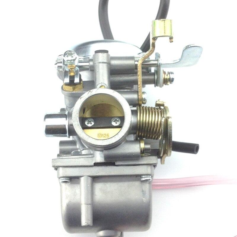 Super performance MIKUNI 26mm Motorcycle Carburetor Carb For Suzuki EN125 GS125 GN125 moto carburador