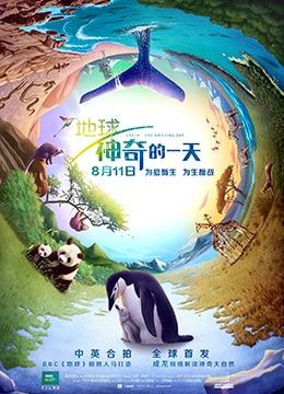 《地球:神奇的一天》2017年中国大陆,英国纪录片电影在线观看