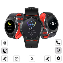 original KY009 Bluetooth call link Android or IOS remote control camera blood pressure pedometer for men and women smart watches