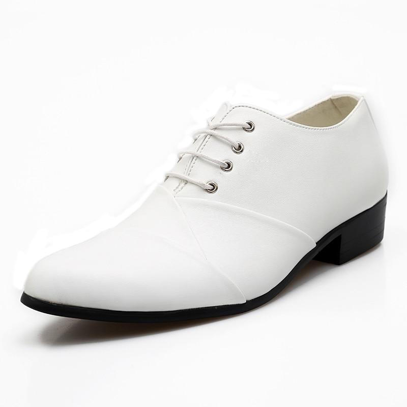 Online Get Cheap Mens White Dress Shoe -Aliexpress.com  Alibaba Group