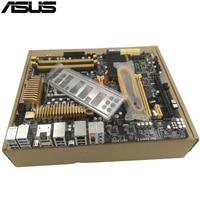 Originale Usato scheda madre del Server Per ASUS Z87-WS Presa 1150 I3 I5 I7 Massimo 4 * DDR3 32 GB 6 xSATAIII 4 xSATAII ATX