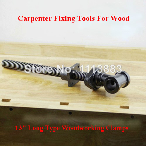 Compare Long Type 13inch Woodworking Clamps Clips Carpenter