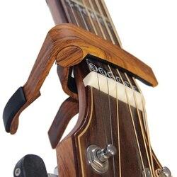 Wood Guitar Adjustment Clip Brand New MA-12 Capo 6-String Acoustic Guitar Capo Zinc Alloy for Acoustic Electric Guitars 4 Colors