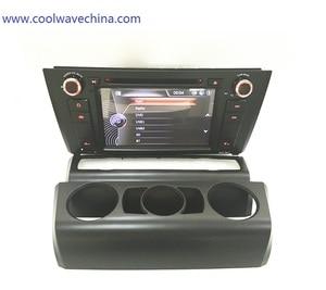 Автомагнитола E87 с DVD-плеером, wince для BM W 1 серии E81 E82 E87(2004-2012) E88 116i 118i с Bluetooth BT 1080P Ipod Map