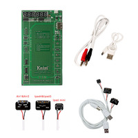 Battery Activation Charge pcb Board + micro usb cable mobile phone repair tool for ipad ipad samsung xiaomi Circuit Test