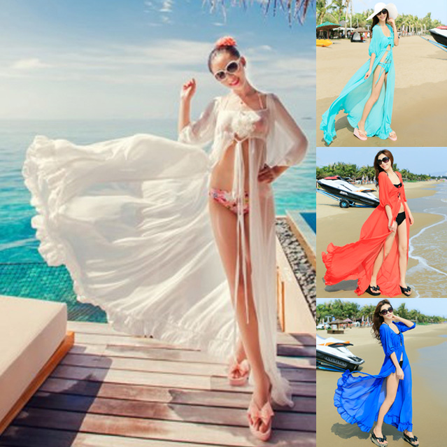 aliexpress : buy 2017 new beach dress long maxi floor length