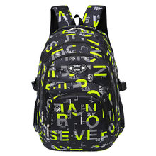 JIANXIU Large Capacity School Bags for Girls and Boys Backpack For Grades 5-6