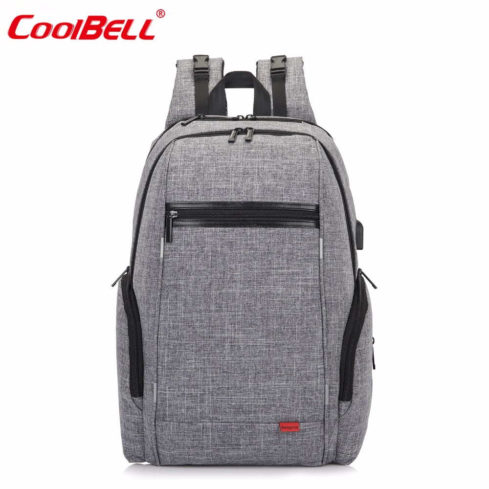 CoolBell Mummy Maternity Bag Large Capacity Baby Bag Waterproof Diaper Bag Backpack With Functional Insulated Pockets