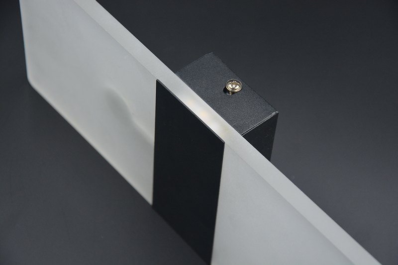 Lâmpadas de Parede pir detector de movimento + Material do Corpo : Alumínio