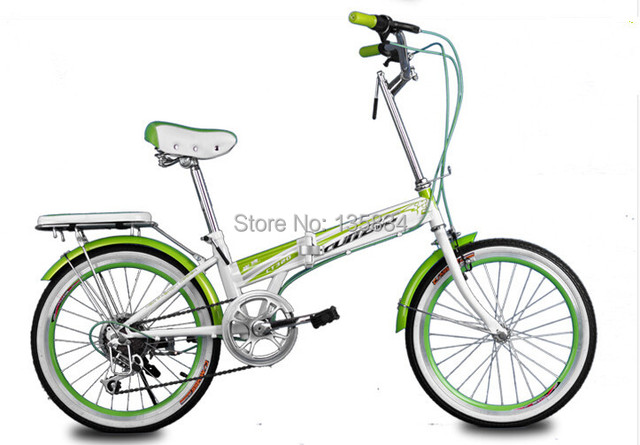 Full Shocking Proof City Bike 20 Bike Mini Cheap 7 Speeds Bicicleta ...
