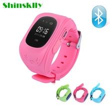 Q50 GPS Baby Smart Watch Passometer for Children SOS Call Location Finder Locator Tracker Anti Lost Monitor Kids Smartwatch
