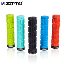 ZTTO Duurzaam Shock-Proof Rubber Anti-Slip MTB Mountainbike Stuur Grips Fixed Gear Fiets Grips fietsen Road onderdelen 1 Paar(China)
