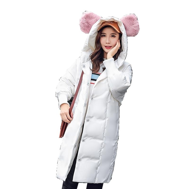 European Autumn Winter Women Parkas   Down     Coats   With Hoody Bat Sleeved 85% Duck   Down   Lady Outerwear Overcoat LF4238