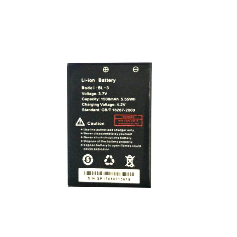 Original BaoFeng UV-3R Batterie 3,7 v 1500 mah Li-Ion für Baofeng UV3R Walkie Talkie