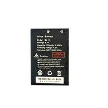 Оригинал BaoFeng UV-3R Батарея 3,7 В 1500 мАч Li-Ion для Baofeng UV3R Walkie Talkie