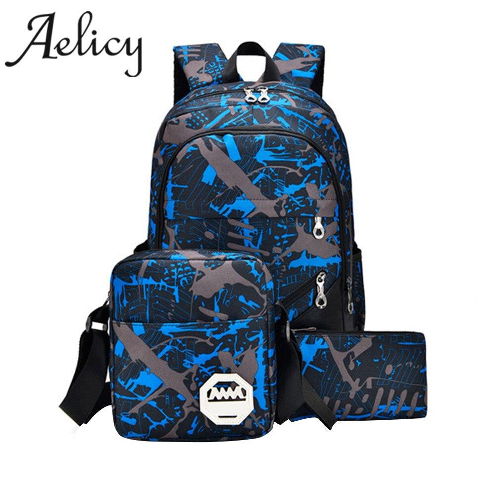 Aelicy Waterproof Oxford Fabric Backpack Backpack Boy School Bags Mochila Escolar School Bags For Boys Mochila Para Hombre 2019Aelicy Waterproof Oxford Fabric Backpack Backpack Boy School Bags Mochila Escolar School Bags For Boys Mochila Para Hombre 2019