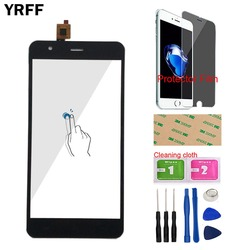 5.5inch Touch Sensor For JY S3 Front Outer Glass Digitizer Panel Lens Touch Screen For JIAYU S3 Touchscreen Tools Protector Film