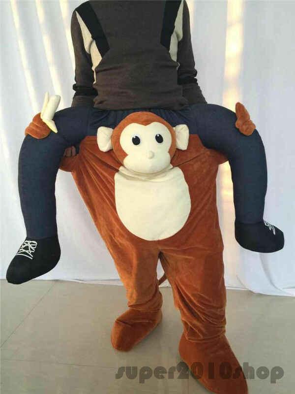 Дерзкий маскарадный костюм обезьяны вечерние Me Chimp костюмы Рождество Хэллоуин платье взрослых США