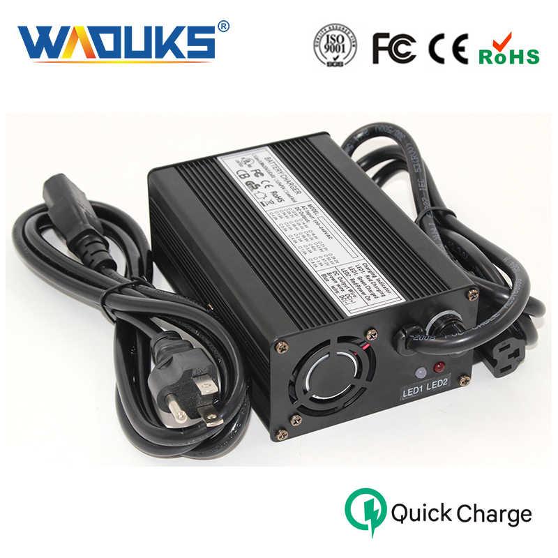 12,6 V 5A литий-ионный аккумулятор зарядное устройство для 3S 12V 11,1 V Lipo/LiMn2O4/LiCoO2 батарея пакет Смарт зарядное устройство авто-стоп интеллектуальные инструменты