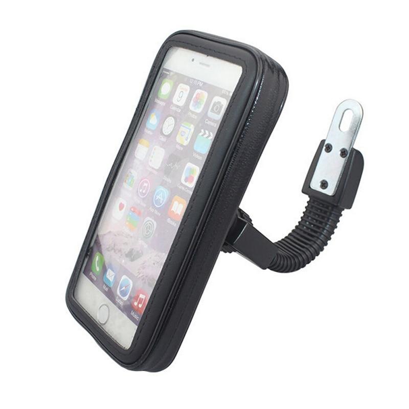 Kualitas tinggi yang Universal sepeda motor dudukan ponsel, Tas tahan - Aksesori dan suku cadang ponsel - Foto 2